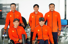 Việt Nam lần đầu dự giải quần vợt xe lăn quốc tế