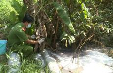 Bắt quả tang DN giặt ủi 'hoành tráng' ở Phú Quốc xả thải ra môi trường