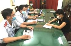 Bị phạt vì hoang tin 5 máy bay phun chất khử trùng toàn TP Huế