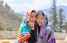 Xúc động tình bạn giữa 'Ốc' Thanh Vân và Mai Phương