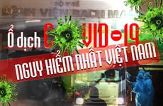 [eMagazine] Ổ dịch Covid-19 nguy hiểm nhất Việt Nam được phát hiện, khống chế thế nào?