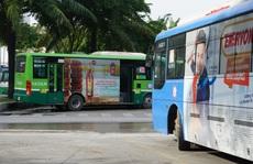 Toàn bộ xe buýt tại TP HCM dừng hoạt động từ ngày 1 đến 15-4