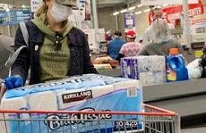 Siêu thị, cửa hàng tạp hóa Mỹ chống dịch như thế nào?