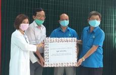 Góp sức phòng chống dịch bệnh