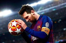 'Thủ lĩnh' Messi chịu giảm lương, Barcelona sắp được giải cứu