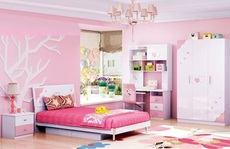 Gợi ý trang trí phòng ngủ kích thích tối đa trí sáng tạo cho trẻ nhỏ