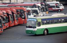 Cận cảnh tuyến xe buýt đầu tiên được chạy lại ở TP HCM