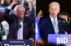 'Siêu thứ ba' ở Mỹ: Ông Biden vươn lên