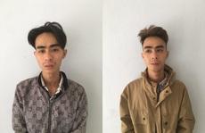 Đà Nẵng: Bắt cặp anh em song sinh sống nhờ nghề cướp giật