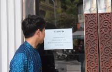 CLIP: Khách sạn khu phố cổ Hà Nội 'cửa đóng then cài' do dịch Covid-19