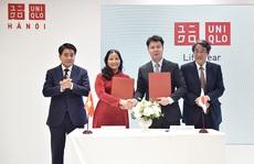 Uniqlo chính thức khai trương cửa hàng tại Hà Nội