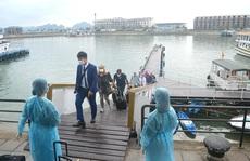 Truy hành trình di chuyển tại Hạ Long của du khách người Anh là ca bệnh Covid-19 thứ 57