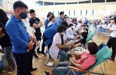 Hà Nội: Hơn 800 đoàn viên, CNVC-LĐ hiến máu tình nguyện