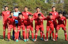 U19 Bình Định đứng chót bảng sau khi bị phạt nặng