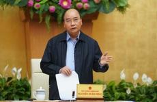 Thủ tướng: Bộ trưởng Công Thương báo cáo về vấn đề xuất khẩu gạo trước 5-4