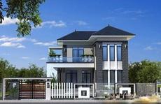 10 mẫu nhà 2 tầng chỉ 700 triệu đẹp 'không chê vào đâu được'