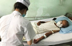 'Kép độc' Chấn Đạt cấp cứu vì bệnh tim, phổi nguy kịch