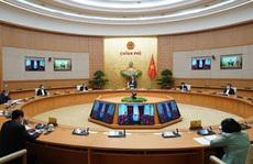Thủ tướng chủ trì 'Hội nghị Diên Hồng' về kinh tế ứng phó dịch Covid-19