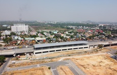 TP HCM chuẩn bị đón các đoàn tàu metro Bến Thành - Suối Tiên