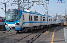 Xem video tàu metro Bến Thành - Suối Tiên vận hành thử