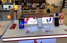 Điện thoại Việt mở rộng thị phần