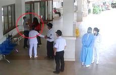 Lên tiếng xin lỗi vụ đánh bảo vệ bệnh viện khi yêu cầu đo thân nhiệt
