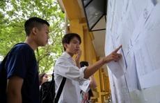 Trường ĐH tuyển sinh thế nào nếu không thi THPT quốc gia?