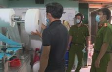 Đắk Lắk:Thu giữ 50.000 khẩu trang vi phạm