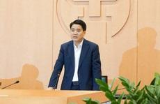 Chủ tịch Hà Nội: Xét nghiệm dương tính là công bố luôn, không để dân chủ quan