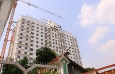 Không tháo dỡ 2 tầng vi phạm ở Tân Bình Apartment