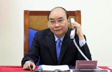 Thủ tướng Nguyễn Xuân Phúc điện đàm với Thủ tướng Ấn Độ