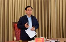 Bí thư Vương Đình Huệ: 'Tham nhũng vặt' làm xói mòn lòng tin, rất nguy hiểm