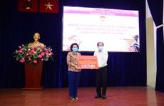 Người dân TP HCM quyên góp hơn 128 tỉ đồng chống dịch Covid-19