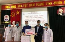 Lãnh đạo Tổng LĐLĐ Việt Nam thăm, tặng quà các địa phương phòng chống dịch Covid-19
