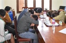 Hàng chục nam, nữ thuê khách sạn để chơi ma túy giữa mùa dịch covid-19