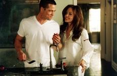 Dàn mỹ nhân là người tình màn ảnh của Brad Pitt