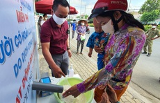 'ATM gạo' đã có mặt tại Cần Thơ, Long An