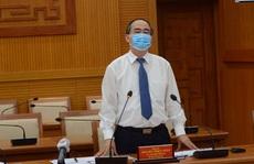 Bí thư Thành ủy TP HCM chỉ rõ việc phải làm ngay