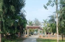 Quảng Bình: Thành phố 'nương tay', 6 nhà hàng lấn  11.000m2 đất 'vàng' ven biển