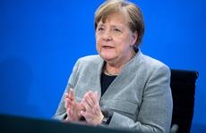 Giữa đại nạn Covid-19, người Đức lại hướng về bà Merkel