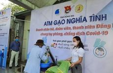 3 'ATM gạo' cho người khó khăn ở Đồng Nai