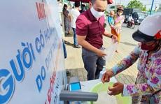 Cần Thơ: Nhân rộng 'ATM gạo' phục vụ công nhân, người nghèo