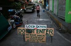 Covid-19: Ông Duterte ra lệnh 'sống còn' không nhân nhượng
