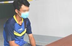 Phạt nặng thanh niên leo tường rào, trốn cách ly về thăm vợ