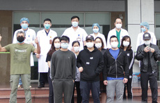 Tài xế riêng của bệnh nhân 17 cùng 10 bệnh nhân Covid-19 đã khỏi bệnh