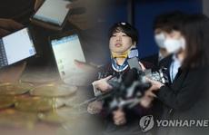 Sao nữ Hàn Quốc khốn đốn vì 'phòng chat thứ N'