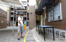 """Covid-19: Singapore tăng ca nhiễm kỷ lục, Nhật Bản và Thái """"vung tiền"""""""