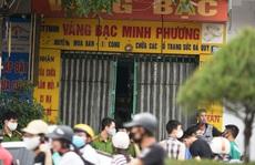 Đình chỉ vụ Chi cục trưởng thi hành án TP Thanh Hóa tử vong do uống rượu có chất độc Cyanua