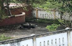Tá hỏa phát hiện thi thể cháy đen trong nghĩa trang liệt sĩ
