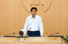 Chủ tịch Hà Nội: Sau 22-4, có thể hạ mức cảnh báo nhưng tiến hành từ từ